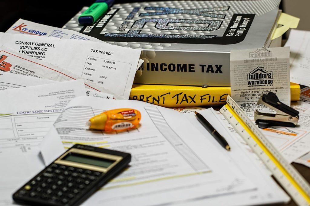 where do my taxes go
